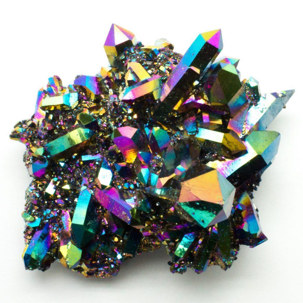 Титаниум кварц и мистик - получение и свойства