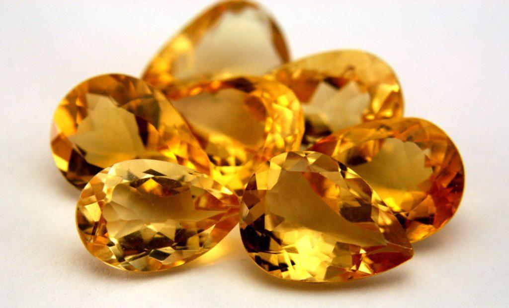 вещество способствует камень цитрин фото свойства и значение как