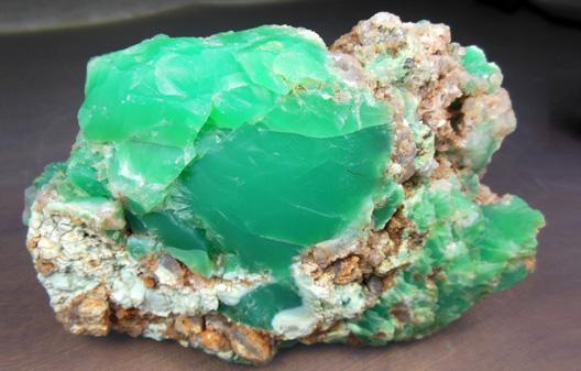 Как выглядит камень хризопраз