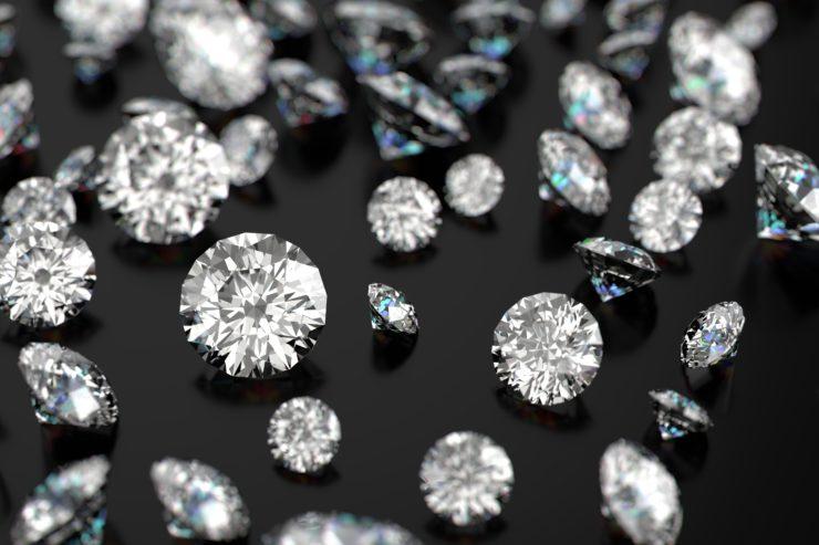 Цвет и чистота бриллианта. Таблица с характеристиками