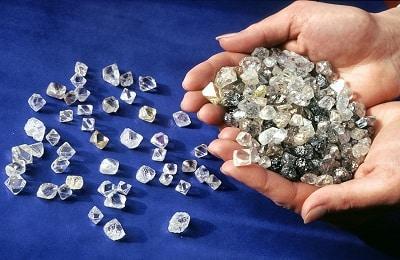 Полезные минералы россии